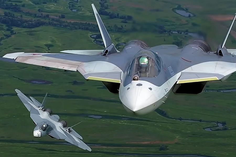 Su-57 Stealth Fighter: News #6 - Page 11 0057fd9600ca719d017fde4d2ef0dffb_900