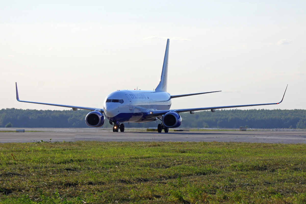The Management Board Of Transaero Approved The Leasing Agreement