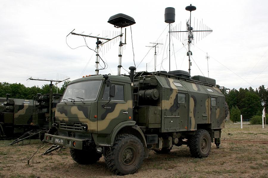 UAV Interception System Was Shown at Army-2016 Forum - News