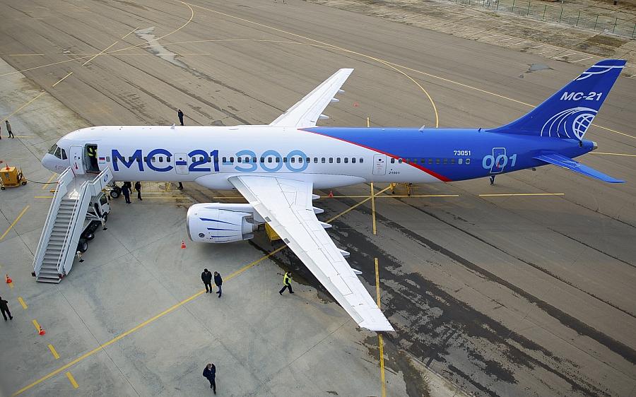 Irkut Corporation is taking part in Paris Air Show 2019