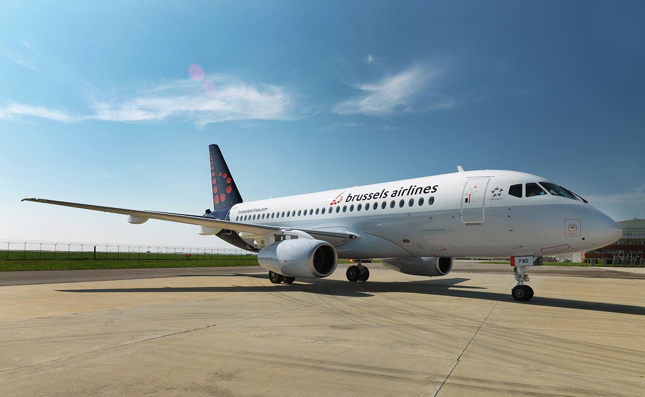 The plane Tu-204-300-100 became the representative board of the UAC