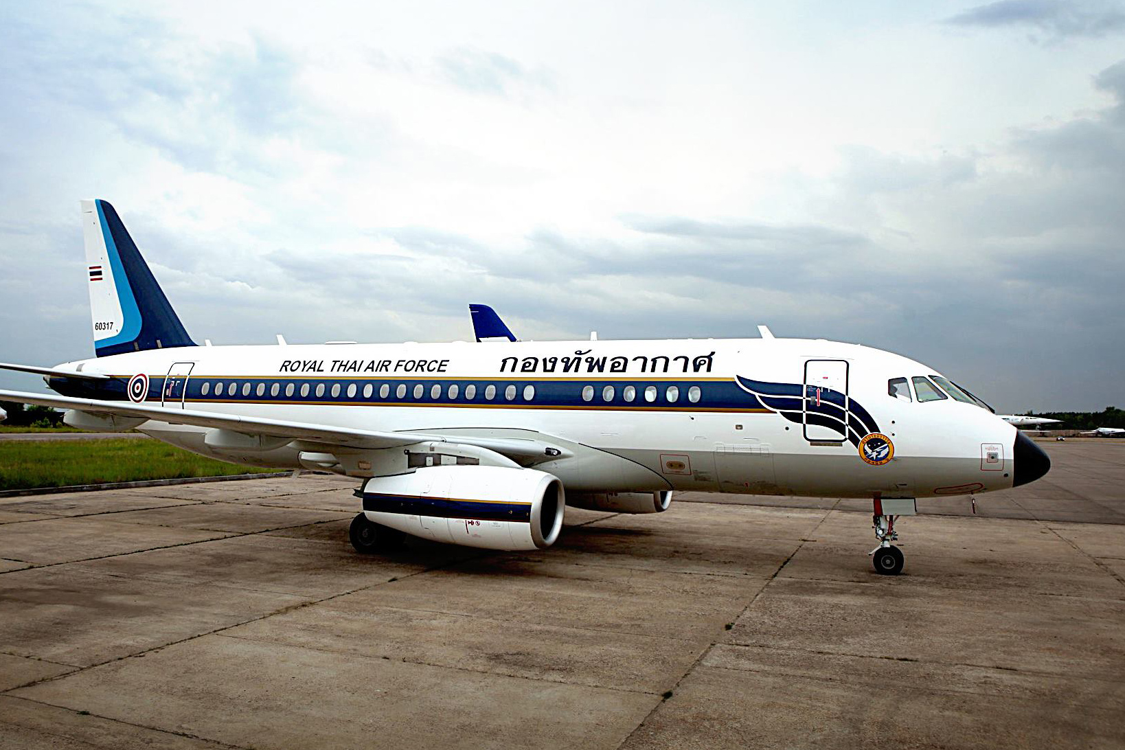 Thailand has contracted the third Sukhoi Business Jet 8