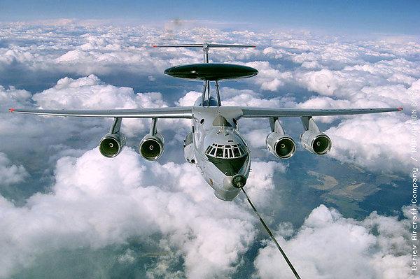 ����� �� ����� ������� , E � 3 Sentry AWACS